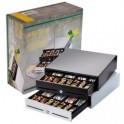 Tiroir Caisse P2V 8040 K-2 Baby - 4 billets / 8 pièces