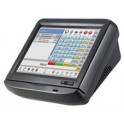 Terminal point de vente tactile P2V 12 pouces 8802