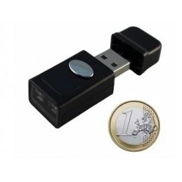 Lecteur Code Barres CCD P2V MINI USB