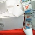 Consommables - Bobines papier thermique qualité sup 57x46x12