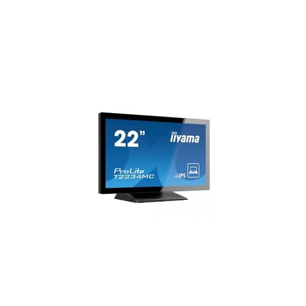 ecran tactile iiyama prolite 22 pouces t2234 2236 409 ht. Black Bedroom Furniture Sets. Home Design Ideas