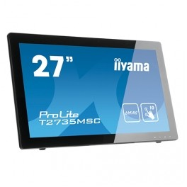 ecran tactile iiyama prolite 27 pouces t2735 495 ht. Black Bedroom Furniture Sets. Home Design Ideas