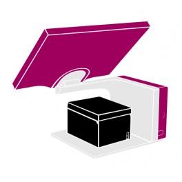Pack Caisse Tactile AURES Sango 2550 15 pouces (TPV + Imprimante tickets thermique)
