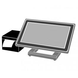 Pack Caisse Tactile AURES Nino II 14 pouces (TPV + Imprimante tickets thermique)
