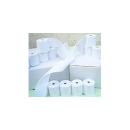 Consommables - Bobines papier 1 plis qualité sup 82x75x12