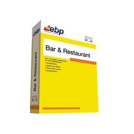 Logiciel de caisse EBP Point de vente - Bar et Restaurant 2015