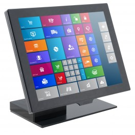 Terminal point de vente tactile AURES 15 pouces Yuno i3