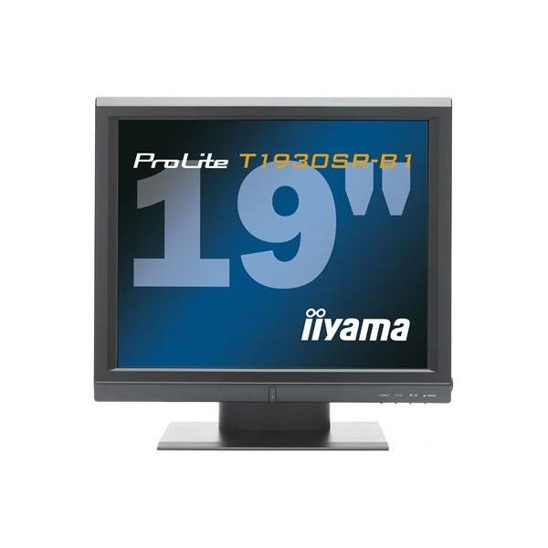 ecran tactile iiyama prolite 19 pouces t1931 539 ht. Black Bedroom Furniture Sets. Home Design Ideas