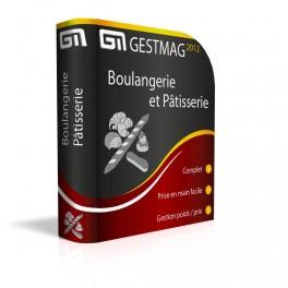 Gestmag version Boulangerie / Patisserie Réseaux 2 postes