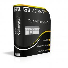 Gestmag version tous commerces (Logiciel Auto-Certifié)