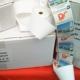 Consommables - Bobines papier thermique qualité sup 80x80x12