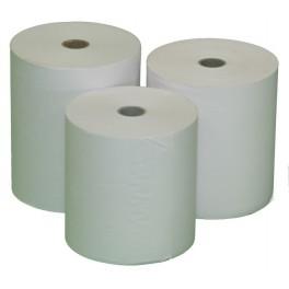 Consommables - Bobines papier 1 plis qualité sup 76x70x12