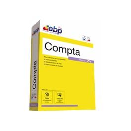 Logiciel EBP - Compta Pratic 2015 + Services VIP