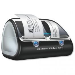 Imprimante Etiquettes DYMO LabelWriter 450 Twin Turbo