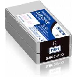 Cartouche d'encre couleur Noire Imprimante Etiquettes EPSON ColorWorks 3500