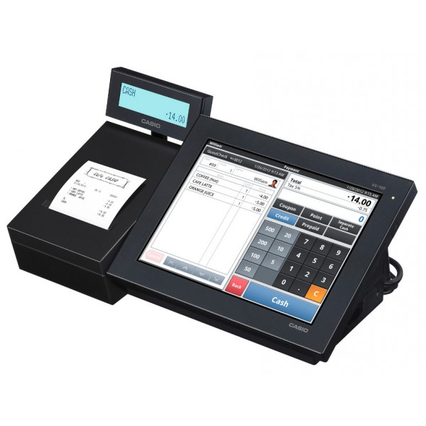 Caisse Enregistreuse Casio V R100