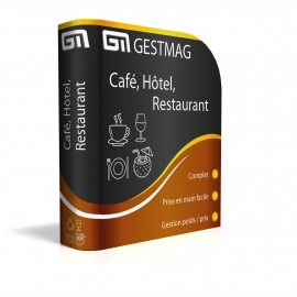 Gestmag version C.H.R (Logiciel Auto-Certifié)