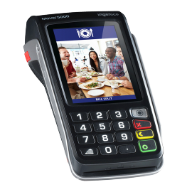 Lecteur Carte Bleue Portable INGENICO Move 5000 PEM CAM2 Santé (Infra-rouge / IP / RTC)