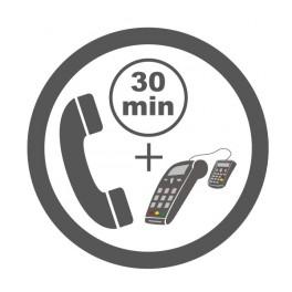 Contrat d&#39Assistance Téléphonique Technique 30 minutes
